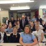 The Grahame Morris MP Visit on Friday 1st July 2016